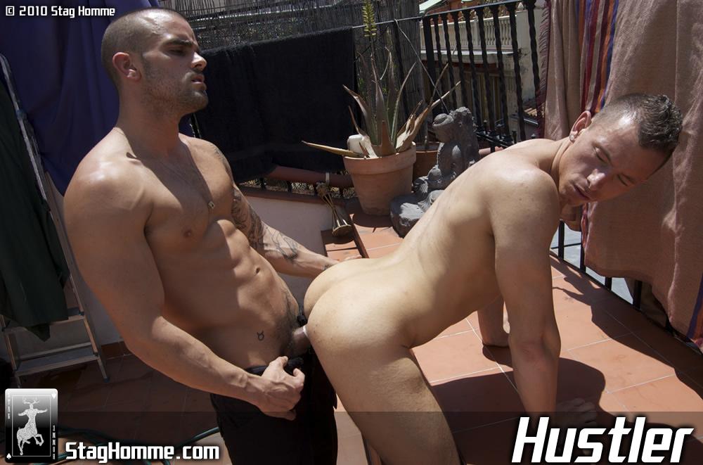 Hustler gay porn
