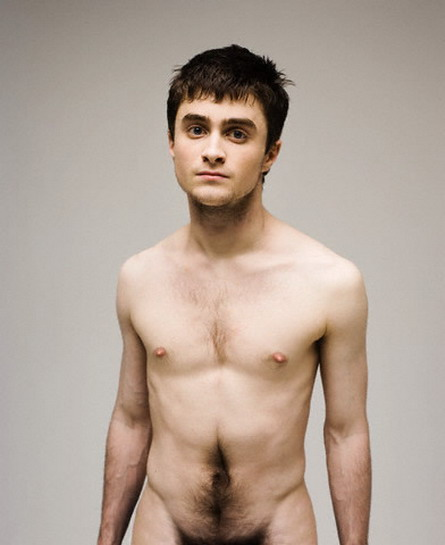 daniel radcliffe nude pubes #1   The infinite re readability of the Harry Potter series