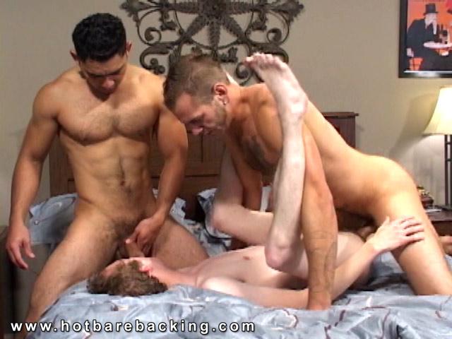 Gay spank cum