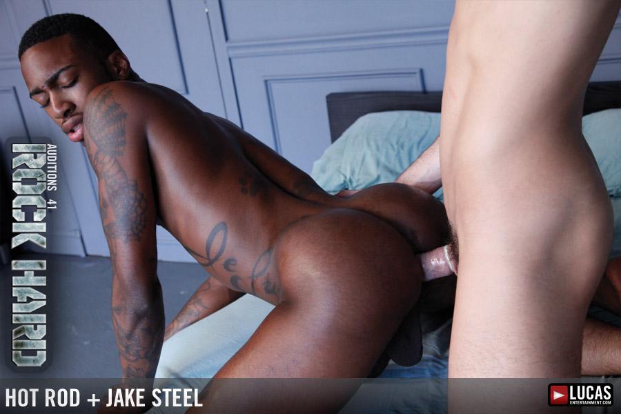 steel Hot rod gay porn jake