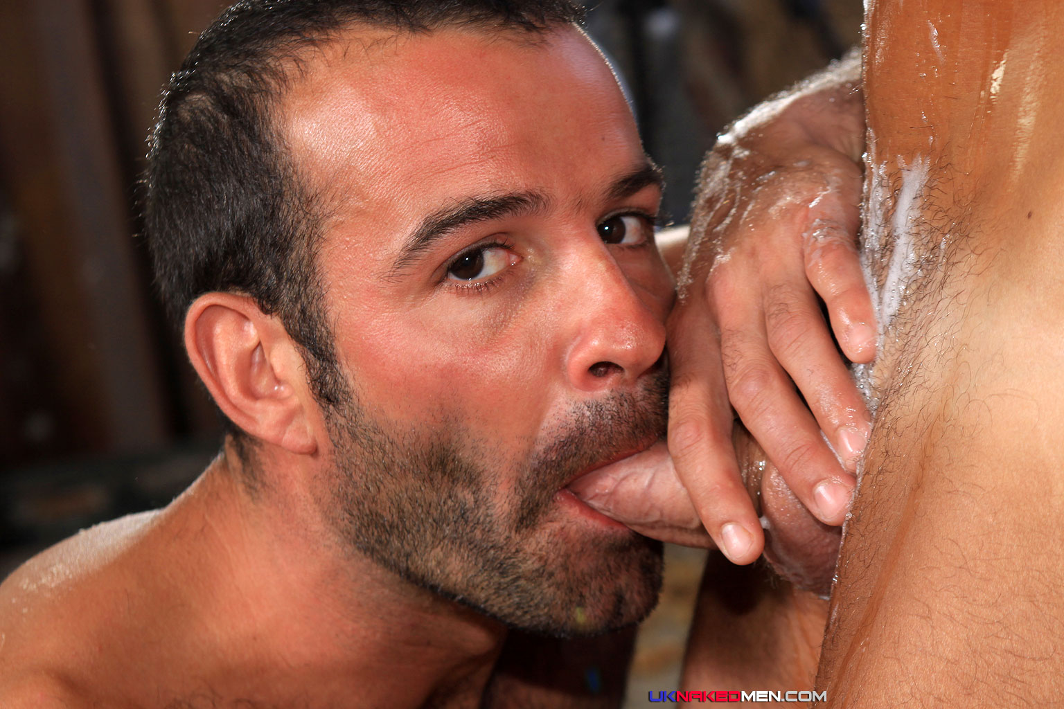 Gay porn gallery: UK Naked Men