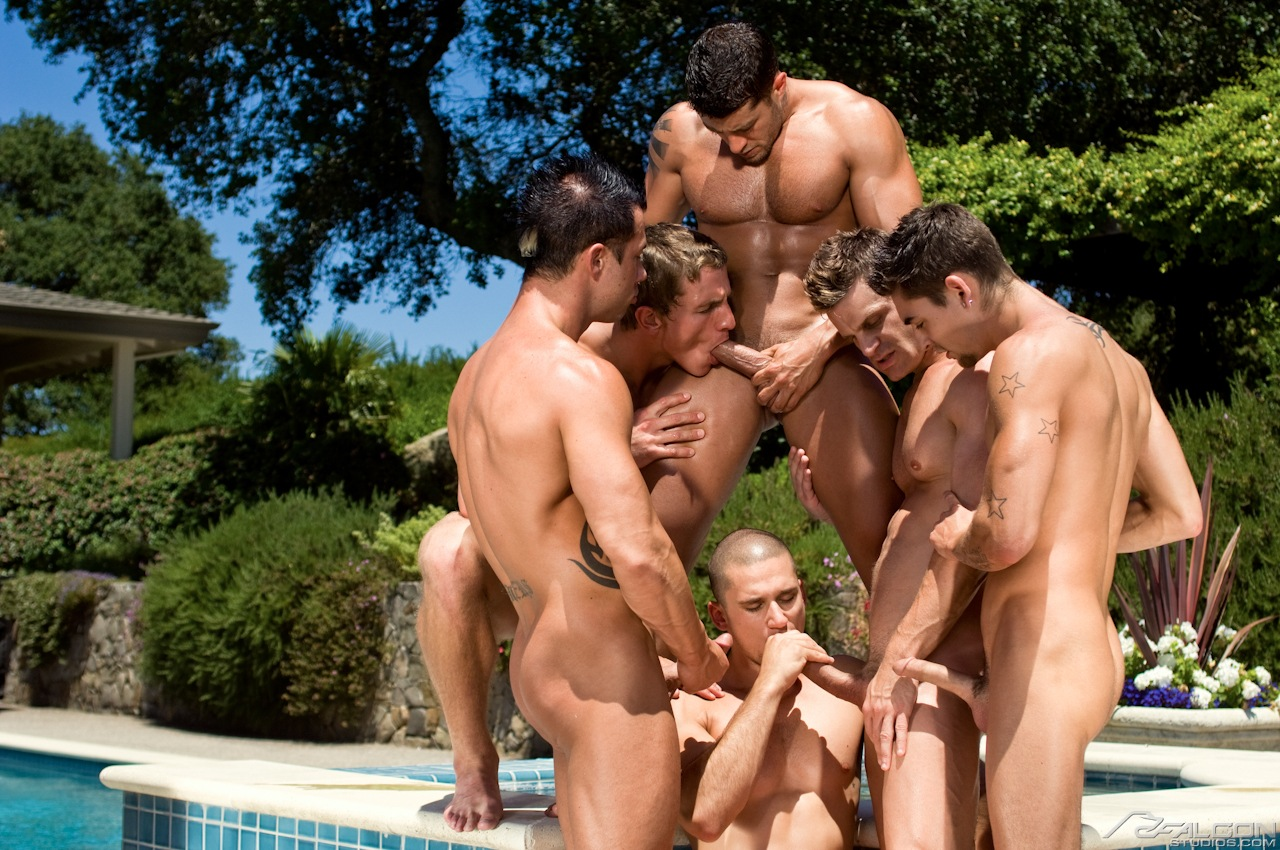 порнно груповуха геев