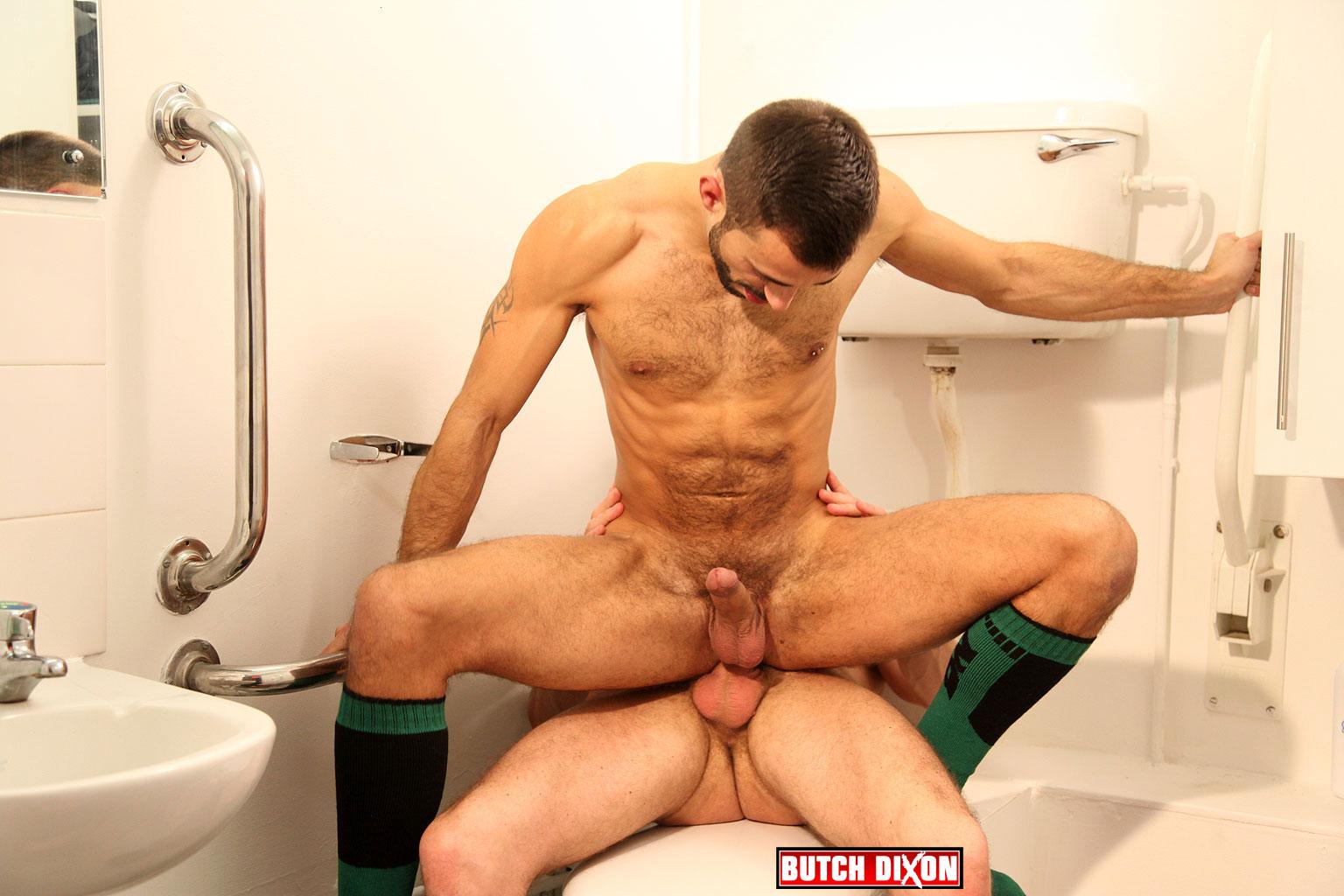 image Still horny after a scene aroa eats a black dick